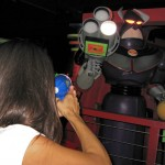 Mary takes a shot at Zurg